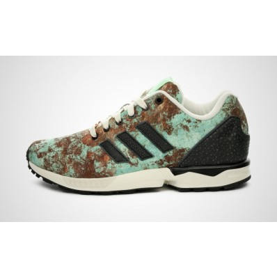 huge selection of 8f023 f8dfa adidas zx flux militaire homme锛孭as Cher Adidas Zx Flux Homme Noir,Adidas
